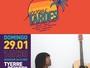 Cantor baiano leva MPB e reggae ao Jovens Tardes deste domingo, dia 29