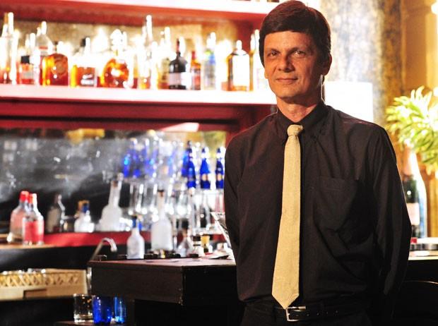 Duda Ribeiro na novela 'Salve Jorge', em 2012 (Foto: TV Globo/João Miguel Júnior)