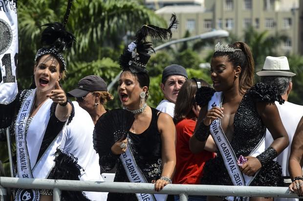 Leandra Leal, Maria Rota e Ludmila (Foto: GLAUCON FERNANDES - BRAZIL NEWS)