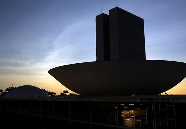 Congresso Nacional, em Brasília (Foto: Paulo Whitaker/Reuters)