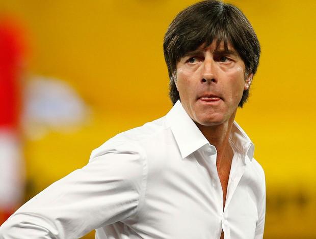 Joachim Low, Áustria x Alemanha (Foto: Agência Reuters)
