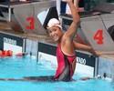 Joseense de 14 anos treina para seguir passos de Fabiola Molina na natação