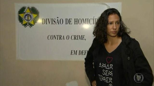 Viúva de Marielle relata ameaças e comissão internacional pede proteção