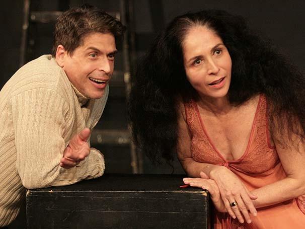 Depois de 'O Fantástico Reparador de Feridas', a dupla estreia 'Berro' (Foto: Divulgação)