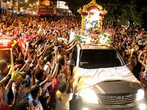 Procissão a São José de Ribamar ocorre no sábado (10) (Foto: Biaman Prado/O Estado/Arquivo)