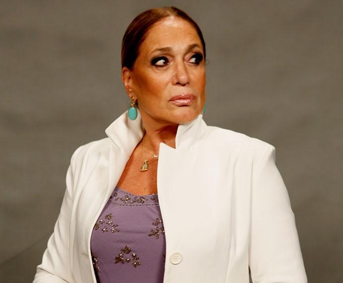 Suzana Vieira será Adisabeba, dona do Morro da Macaca (Foto: Ellen Soares/TV Globo)