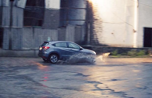 Honda HR-V (Foto: Bruno Guerreiro)