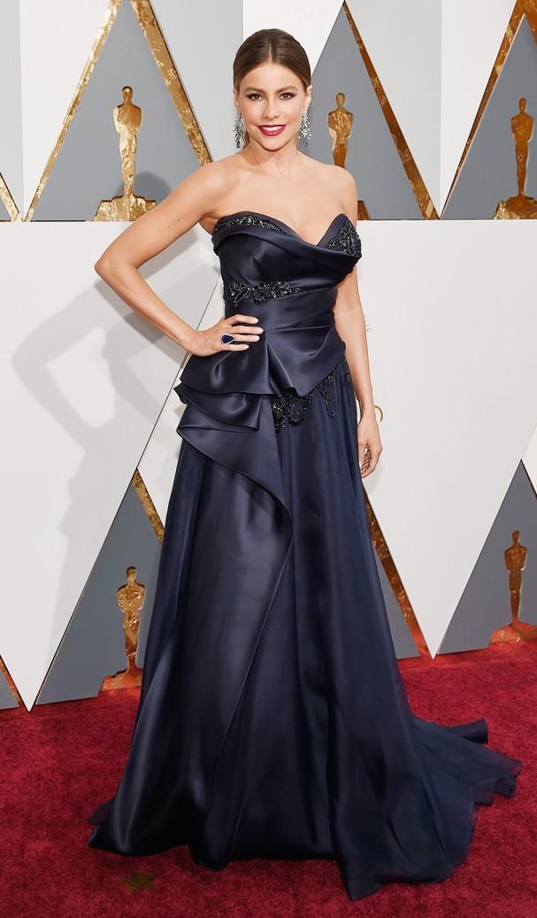 Sofia Vergara no Oscar 2016 (Foto: Getty Images)