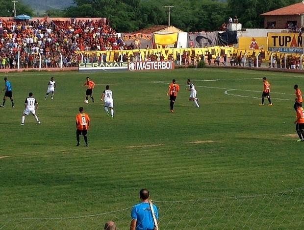 Serra Talhada x Sport (Foto: Álvaro Claudino / Sport)
