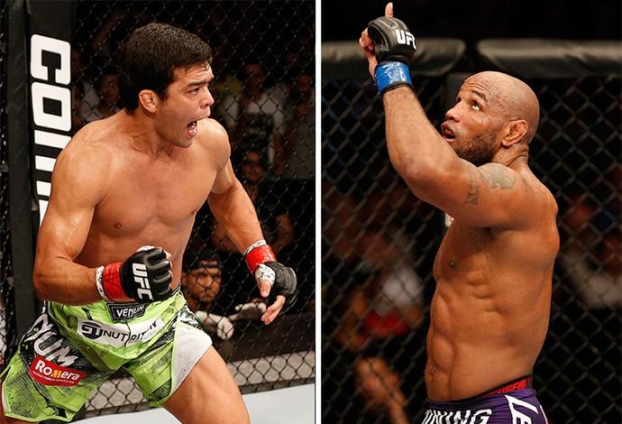 Lyoto Machida x Yoel Romero MMA UFC (Foto: Getty Images)