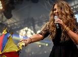 Elba Ramalho e Moraes Moreira dividem palco no Boulevard Olímpico