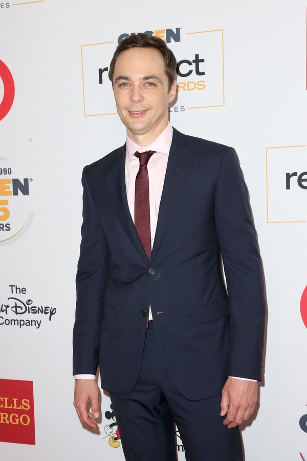 O ator Jim Parsons (Foto: Getty Images)