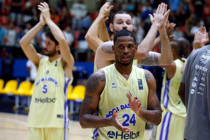 Mogi das Cruzes x Bahía Basket final liga Sul-Americana Shamell (Foto: Fiba Americas)