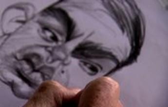 BLOG: Pintando o sete! Cartunistas palmeirenses desenham momentos marcantes de Dudu