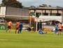Em manhã de sol forte, Desportiva vence o Vilavelhense em jogo-treino