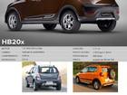 Primeiras impressões: Hyundai HB20X