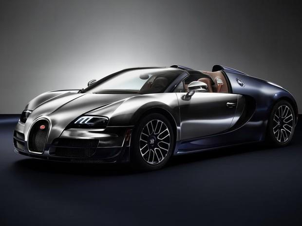 Bugatti Legend Ettore 1 (Foto: Divulgação)