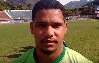 """Jarles comemora primeiro gol como profissional: """"É muito emocionante"""""""