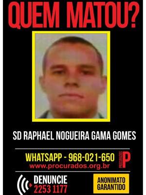 Portal dos Procurados busca informações por assassinos de PM (Foto: Divulgação / Disque Denúncia)