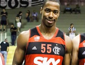 Meyinsse se despediu do Flamengo nesta quarta-feira (Foto: Reprodução/Facebook)