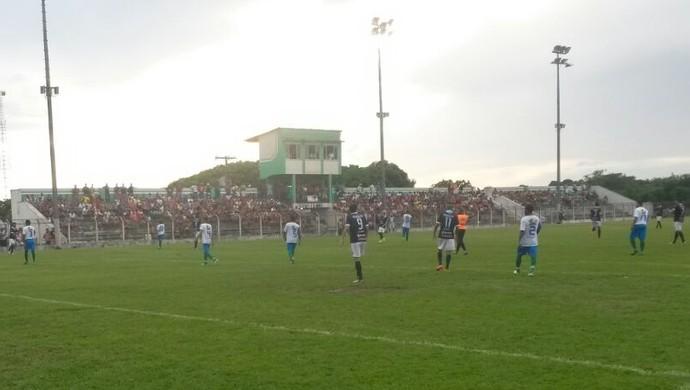 amistoso São Francisco x Seleção de óbidos (Foto: Divulgação/São Francisco Futebol Clube)