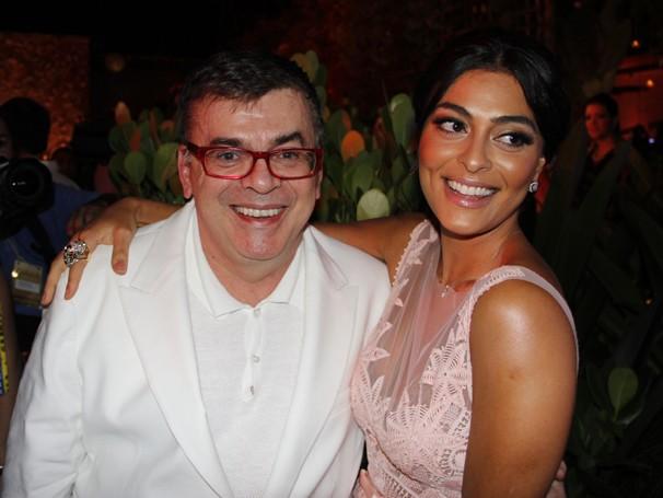 Walcyr é só elogios para a interpretação de Juliana Paes (Foto: Divulgação/ TV Globo)