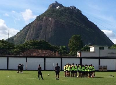 botafogo, treino (Foto: Botafogo/Divulgação)