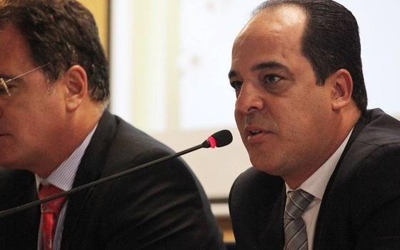 Carlos Henrique Sobral, chefe de gabinete da Secretaria de Governo (Foto: Divulgação/Ministério do Turismo)