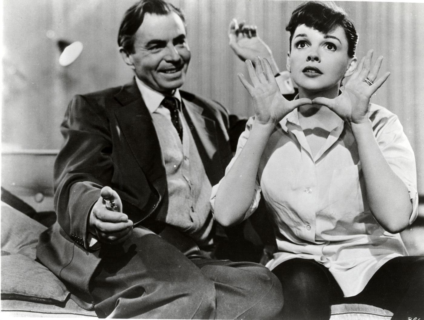 Judy Garland em 'Nasce Uma Estrela' (Foto: Divulgação)