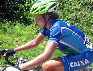 Ciclismo - Uenia Fernandes (Foto: CBC/Divulgação)