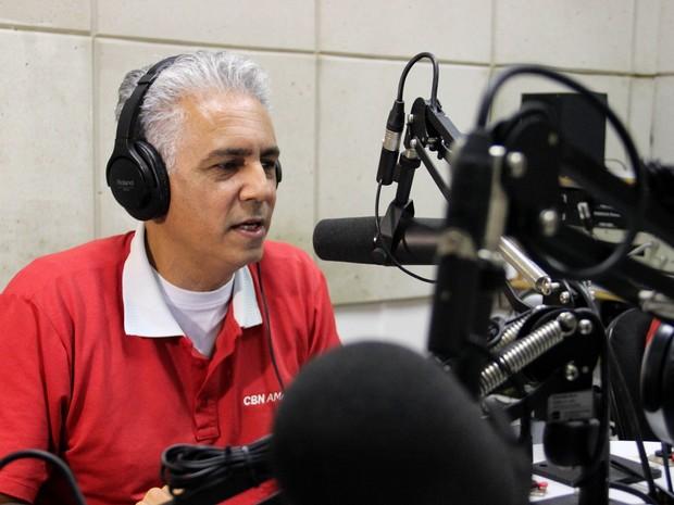 Gerente de jornalismo afirma que mudanças na programação devem ocorrer (Foto: Rickardo Marques/G1 AM)