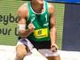 Campeão mundial sub-19, George faz estreia em casa durante o Superpraia