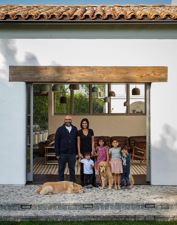 Casa Howard Hughes (Foto: Trevor Tondro / The New York Times)