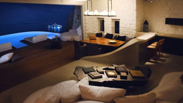 Giovanna Ewbank e Bruno Gagliasso passam férias em hotel paradisíaco (Foto: Reprodução)