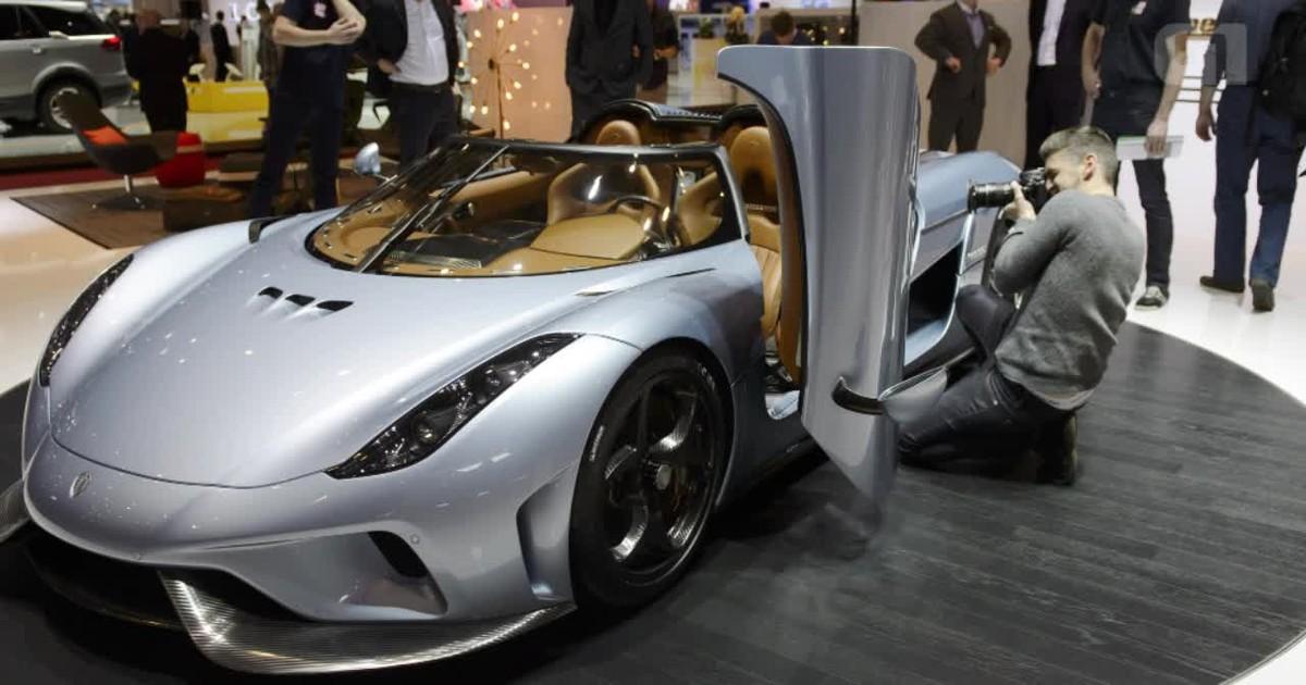 Auto esporte conhe a o 39 hiperesportivo 39 que atinge 400 for K and w motors
