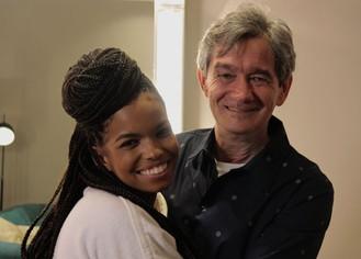 Serginho Groisman elogia Jeniffer Nascimento: 'Ela canta demais'