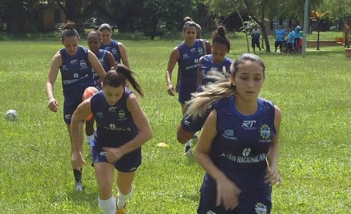 São José Futebol Feminino (Foto: Fabio Moraes/PMSJC)