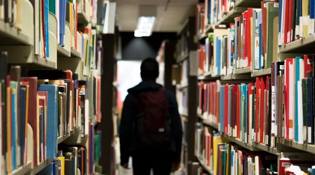 capacitação, curso, livro, escola, biblioteca, cursos, educação, ensino (Foto: Reprodução/Pexels)