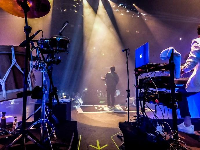 Paulo Ricardo está muito feliz com 'Novo Álbum' e 'Novo Show' (Foto: Juliana Hippertt/Gshow)