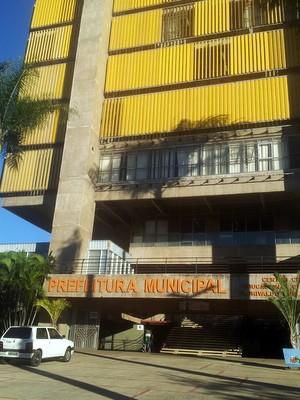 Prefeitura de Piracicaba (Foto: Leandro Cardoso/G1)