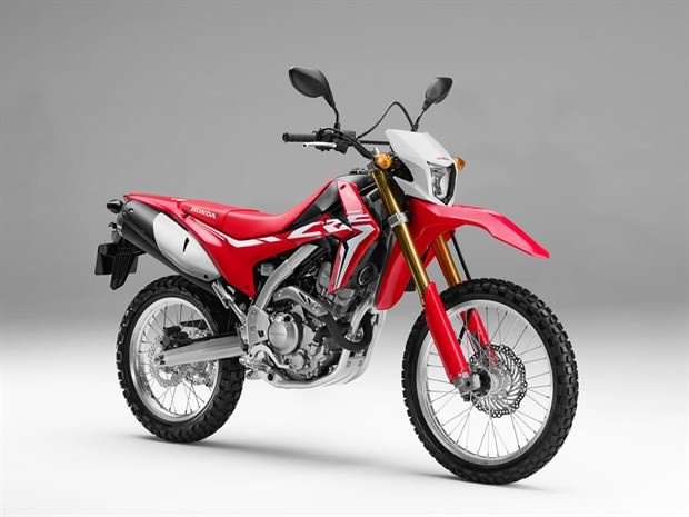 honda crf 250 rally1