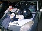 Suspeitos de montar falsa blitz no RN, cabo da PM e mais cinco são presos