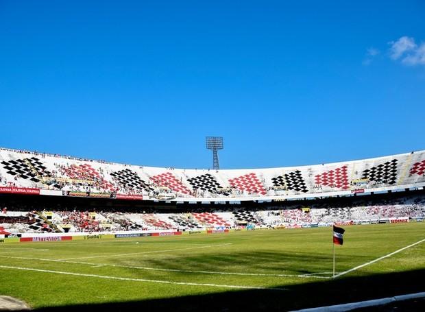 Estádio Arruda será palco para o jogo dessa quarta (06). (Foto: Aldo Carneiro / Pernambuco Press)