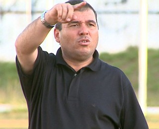 João Telê, técnico do Lemense (Foto: Paulo Chiari/EPTV)