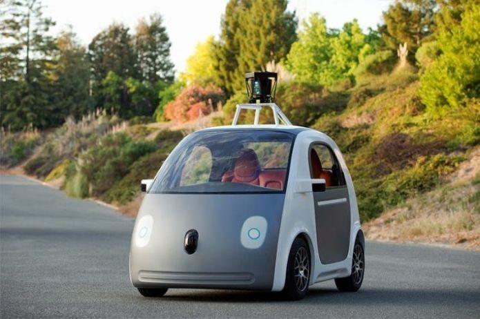 O carro do Google, que se dirige, estará na Califórnia em dois anos, segundo a empresa (Foto: Divulgação/Google)