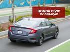 Honda Civic 1.5 turbo: primeiras impressões