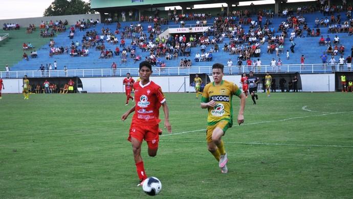 Rio Branco-AC x Galvez Final Acreano Sub-19 (Foto: Duaine Rodrigues)