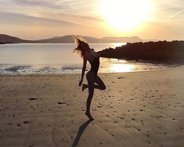 Lily Donaldson (Foto: Reprodução/Instagram)