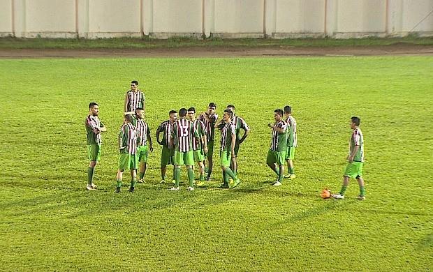 Jogo das Estrelas é realizado em Porto Velho (Foto: Bom Dia Amazônia)