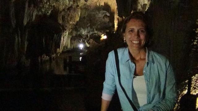 Rota do Sol - Cavernas (Foto: Rosana Valle)